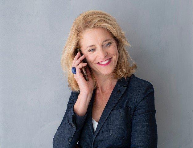 telefonisch verkoopgesprek