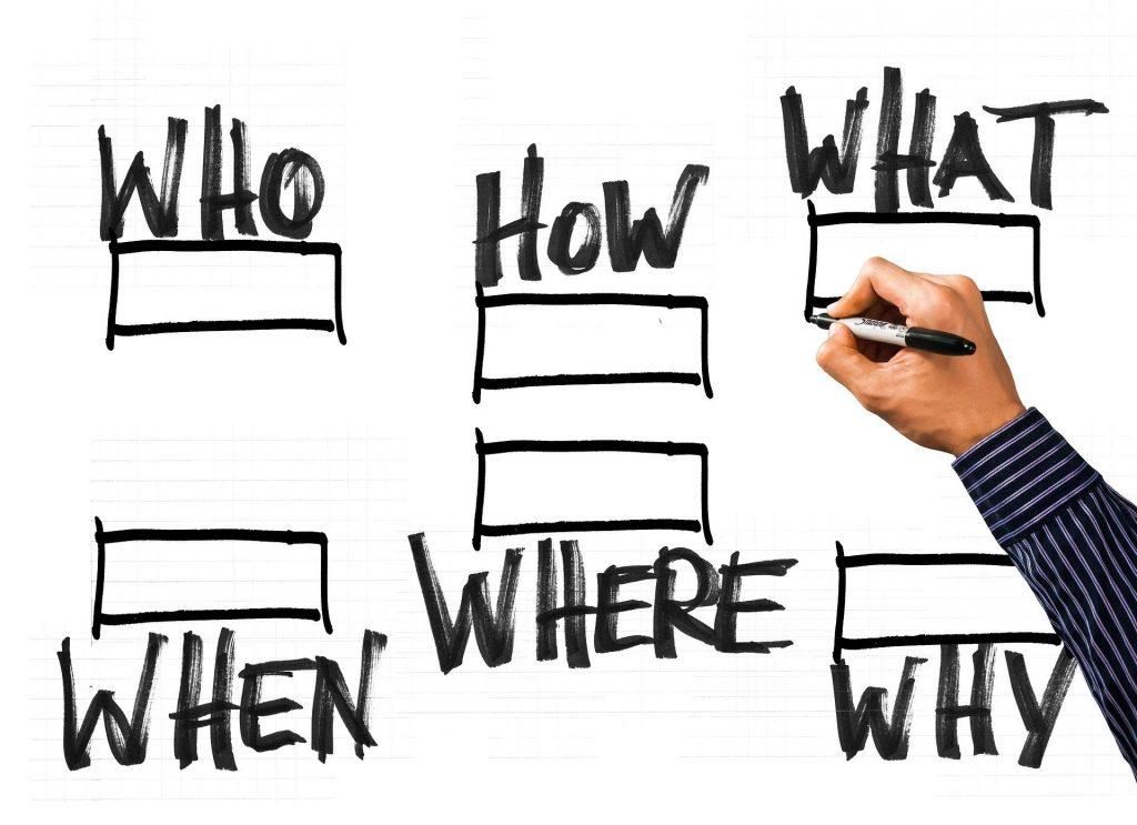 Waarom het stellen van de juiste vragen in een verkoopgesprek zo belangrijk is!